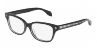 ALEXANDER MCQUEEN AM0026O 001 BLACK