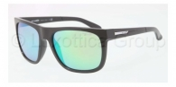 Arnette AN4143 41/3R BLACK GRAY MIRROR GREEN
