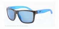ARNETTE Witch Doctor AN4177-222555 BLACK DARK BLUE MIRROR BLUE