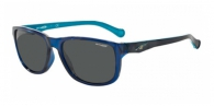 Arnette AN4214 231387 DARK TRANSPARENT BLUE