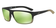 Arnette AN4225 24258N BLACK GRAD SHOT GREEN