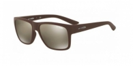 Arnette AN4226 23805A MATE BROWN LIGHT BROWN MIRROR DARK GOLD