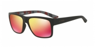Arnette AN4226 23976Q MATE BLACK RED MULTIAYER