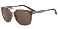 Arnette AN4232 243073 BRUSH MT BROWN/MT ORANGE