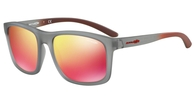 Arnette AN4233 24236Q MATTE TRANSPARENT GREY