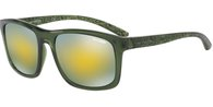 Arnette AN4233 2476N0 TRANSPARENT GREEN