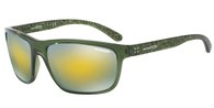 Arnette AN4234 2476N0 TRANSPARENT GREEN