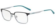 Arnette AN6114 684 BLACK/SILVER RUBBER