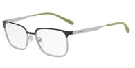 Arnette AN6114 686 BLACK/SILVER RUBBER