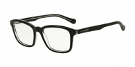 Arnette AN7099 1019 GLOSS BLACK ON CLEAR