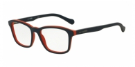 Arnette AN7099 1180 MATTE PETROLEUM ON ORANGE
