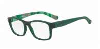 Arnette AN7107 2364 FUZZY TRANSLUCENT DARK GREEN