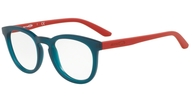 Arnette AN7120 2417 MATTE TRANSPARENT BLUE