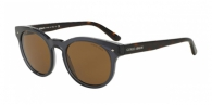 Giorgio Armani AR8055 502957 TRANSPARENT GREY