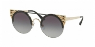 Bvlgari BV6088 2018/8G LIGHT GOLD / GREY MIRROR
