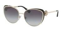 Bvlgari BV6092B 278/8G PALE GOLD/BLACK