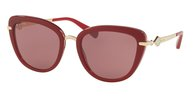 Bvlgari BV8193B 54321A TRY LAYER BURGUNDY
