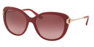 Bvlgari BV8194B 54328H TRY LAYER BURGUNDY