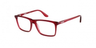 Carrera CA6637/N        IJJ TRNSP RED