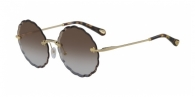 CHLOE Rosie CE142S 742 GOLD/GRADIENT BROWN