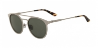 Calvin Klein CK8034S 43 BRUSHED NICKEL