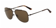 Calvin Klein CK8036S 223 BROWN