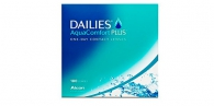 Ciba Vision DAILIES AQUACOMFORT PLUS 180