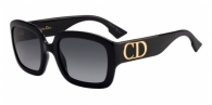 DDIOR 807 (9O) BLACK (DARK GREY SF)