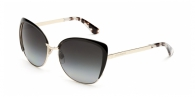 Dolce & Gabbana DG2143 488/T3 PALE GOLD/BLACK POLAR GRAY GRADIENT