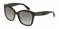 Dolce & Gabbana DG4240 501/8G BLACK GREY GRADIENT