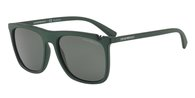 Emporio Armani EA4095 55999A GREEN ON BLACK