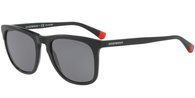 Emporio Armani EA4105 500181 MATTE BLACK ON BLACK