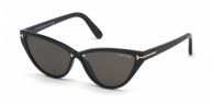 TOM FORD Charlie-02 FT0740 01A BLACK