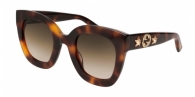 GUCCI GG0208S 003 HAVANA / BROWN GRADIENT