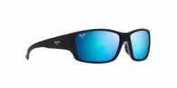 MAUI JIM Local Kine MJ810 B810-53B BLACK / BLUE