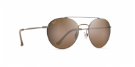 MAUI JIM Pele's Hair MJ814 H814-16M MATTE GOLD / BRONZE