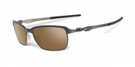 Oakley OO4083 408307 CARBON / TITANIUM IRIDIUM POLARIZED