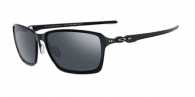 Oakley OO6017 601702 SATIN BLACK BLACK IRIDIUM POLARIZED