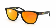 Oakley OO9013 24-325 POLISHED BLACK (VR/46) FIRE IRIDIUM