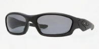 Oakley OO9039 24-124 MATTE BLACK GREY POLARIZED