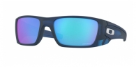 OAKLEY Fuel Cell OO9096 9096K1 MATTE TRANSLUCENT BLUE