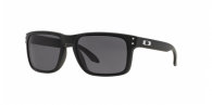 OAKLEY Holbrook OO9102 910201 MATTE BLACK WARM GREY