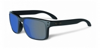 Oakley OO9102 910252 MATTE BLACK ICE IRIDIUM POLARIZED
