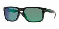 Oakley OO9102 910269 BLACK INK JADE IRIDIUM POLARIZED