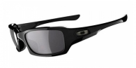 Oakley OO9238 923806 POLISHED BLACK BLACK IRIDIUM POLARIZED