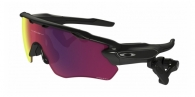 Oakley OO9333 01 BLACK / PRIZM ROAD