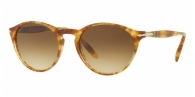 PERSOL  PO3092SM-904851 SPOTTED BROWN BEIGE