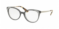 PRADA PR 12UV TSI1O1 TRANSPARENT GREY
