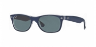 Ray-ban RB2132 605371 TOP MATTE BLUE ON TRANSPARENT