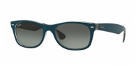 Ray-ban RB2132 619171 TOP MT PETROLEUM ON GREY